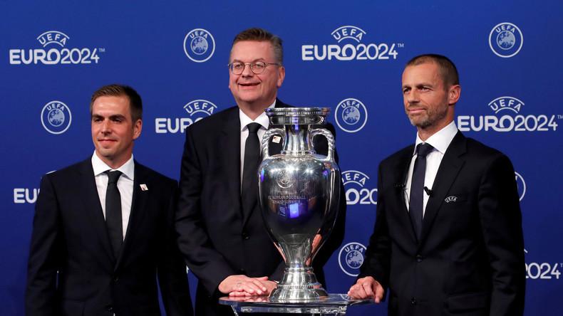 Deutschland richtet die Fußball-Europameisterschaft 2024 aus