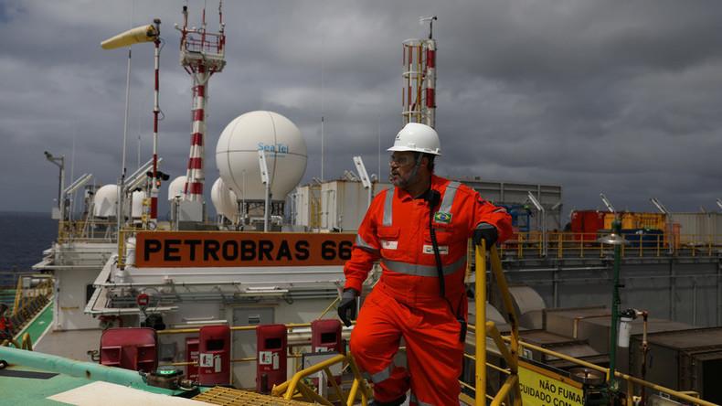 USA verhängen Geldbußen von 853 Millionen US-Dollar gegen Brasiliens Ölriesen Petrobras