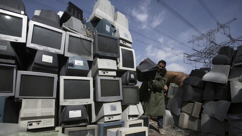 Experten empfehlen bei Angriff von russischen Hackern: Computer aus dem Fenster werfen