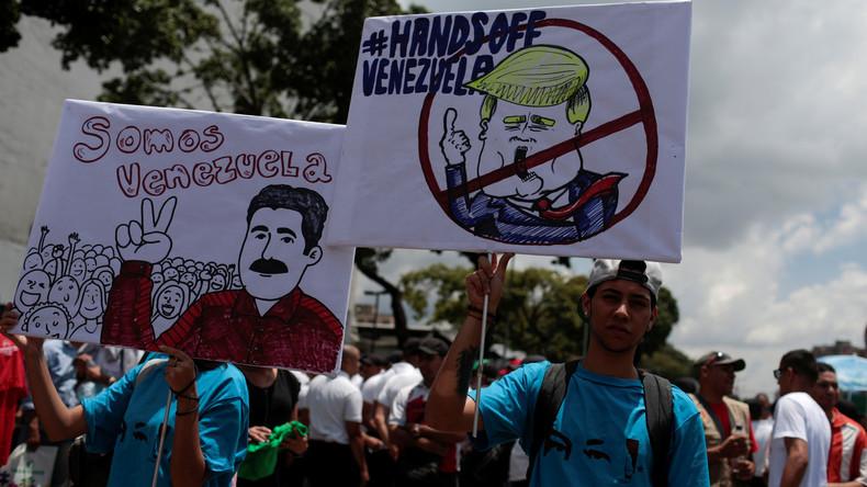 USA vs. Venezuela: Wortgefecht zwischen Trump und Maduro auf der UN-Vollversammlung