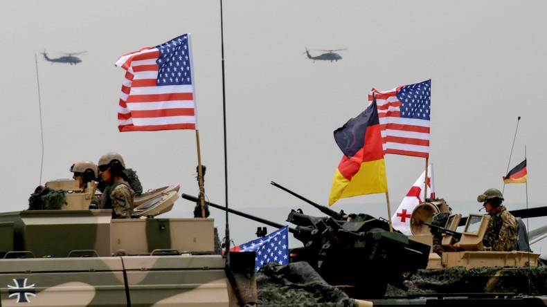 NATO konzentriert 40.000 Soldaten an Grenze zu Russland für Bündnisfall-Großübung