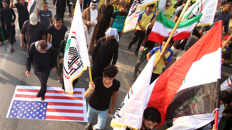 Iran bestreitet Bedrohung von US-Einrichtungen in Irak