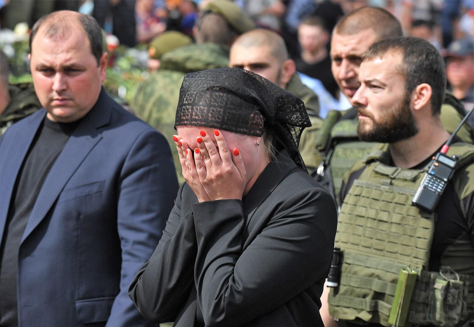 Wer profitiert von Sachartschenkos Tod? Theorien zum Mord in Donezk