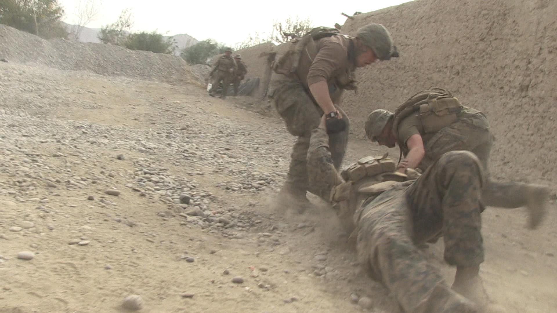 """""""Combat Obscura""""- Diesen Dokumentarfilm möchte das Pentagon einkassieren"""