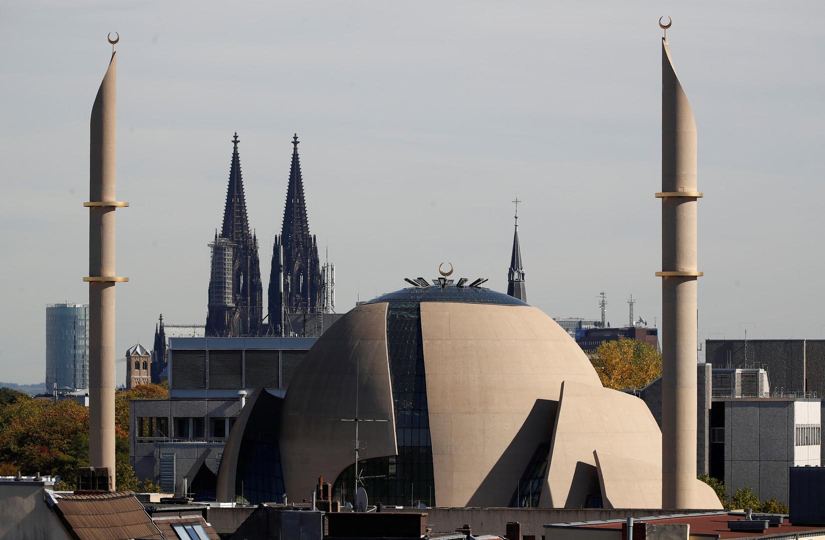 Differenzen bei Erdoğans Staatsbesuch: Streit um Kölner Moschee, harte Worte bei Staatsbankett