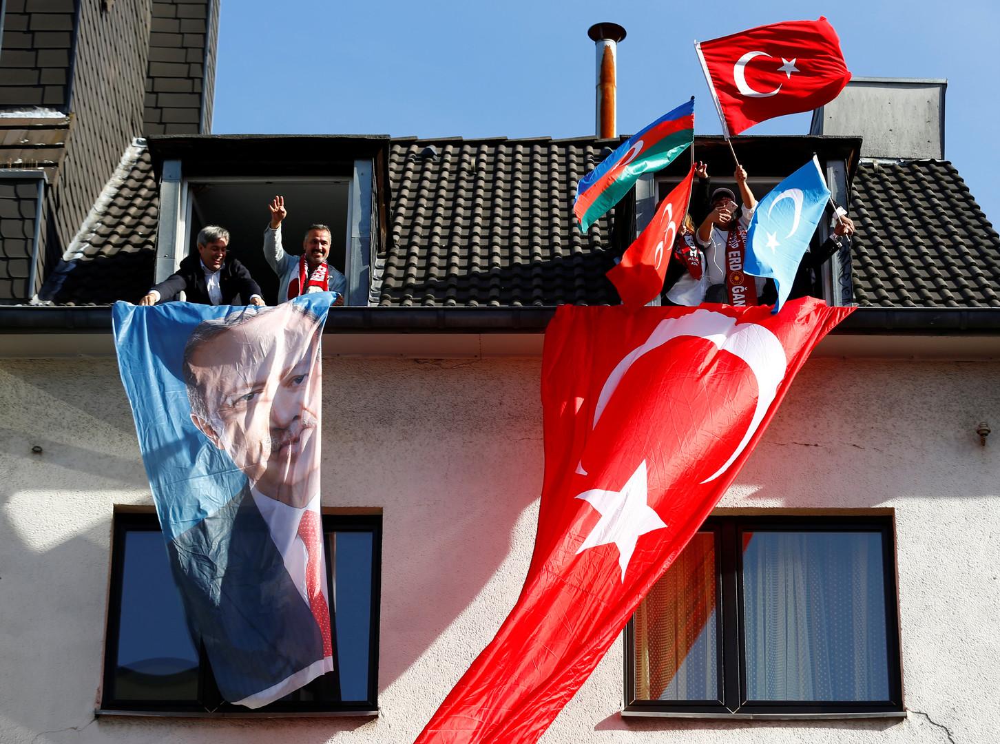 """Erdoğans Staatsbesuch: Wechselbad der Gefühle, dennoch """"ein Erfolg"""""""