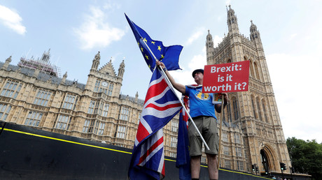 Brexit-Unterhändler Michel Barnier fordert Abschluss der Gespräche bis Mitte November