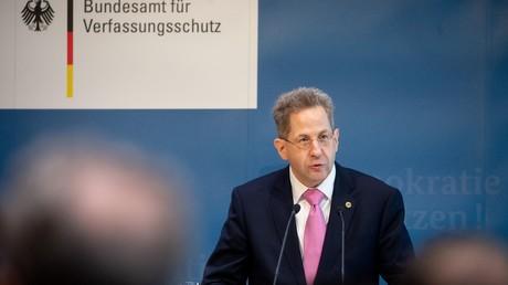 Der Präsident des Bundesamtes für Verfassungsschutz Hans-Georg Maaßen.