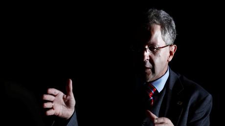 Dolchstoß gegen die Kanzlerin? Verfassungsschutzpräsident Maaßen