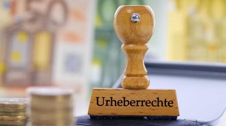 EU-Parlament segnet Urheberrecht mit Leistungsschutzrecht ab (Symbolbild)
