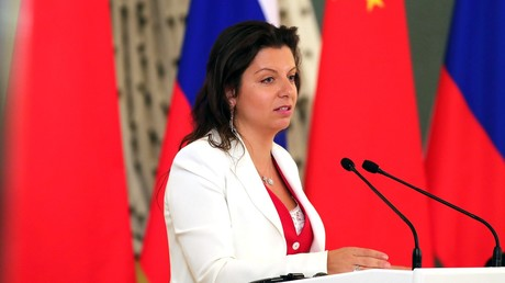 RT-Chefredakteurin Margarita Simonjan