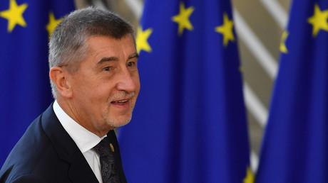 Tschechiens Regierungschef Andrej Babiš fordert Härte gegen Flüchtlinge