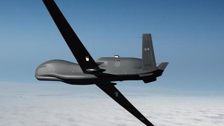 RH-4 Global Hawk © Quelle: Northrop Grumman
