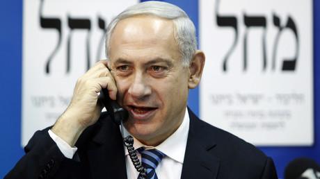 Benjamin Netanyahu, Tel Aviv, Israel, 17. Januar 2013.