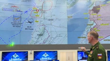 Russlands Verteidigungsministerium macht erneut Israel für IL-20-Katastrophe verantwortlich