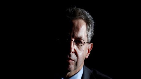 Um ihn geht es: Der noch amtierende Verfassungsschutz-Chef Hans-Georg Maaßen.