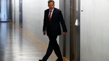 Versetzung, die ein Beben auslöste: Der Präsident des Verfassungsschutzes, Hans-Georg Maaßen, wird nun Sonderberater im Bundesinnenministerium.
