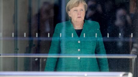 Kanzlerin und CDU-Chefin Angela Merkel warb für Volker Kauder, aber Ralph Brinkhaus gewann. Die Abwahl ihres Vertrauten bringt neue Zeiten in die Union.