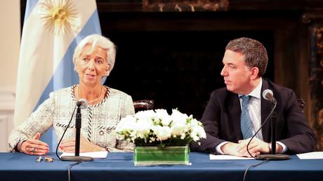 IWF sagt Argentinien weitere Finanzhilfe zu
