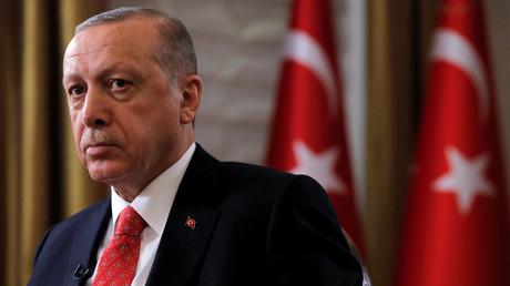 Der türkische Präsident Recep Tayyip Erdoğan war vor dem Besuch in Deutschland in New York. Sein Ziel nun in Berlin - die Normalisierung der deutsch-türkischen Beziehungen.