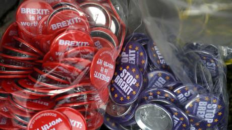 Umfrage zum Brexit: Stimmung vieler Briten wird schlechter (Symbolbild)