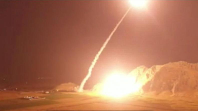 Vergeltung für Anschlag: Iran greift den IS in Syrien an