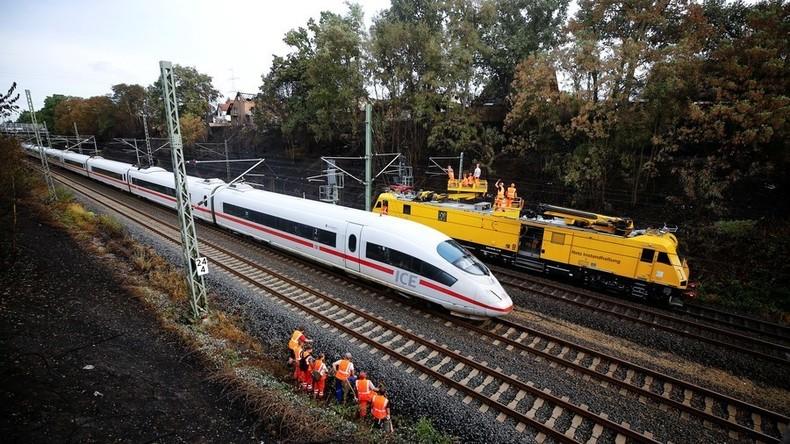 Russische Eisenbahn: Eisenbahnverbindung zwischen Sankt Petersburg und Berlin geplant