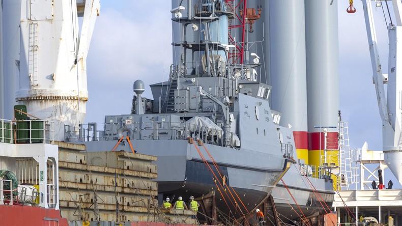Deutschland liefert Rüstungsgüter für 254 Millionen Euro an Saudi-Arabien