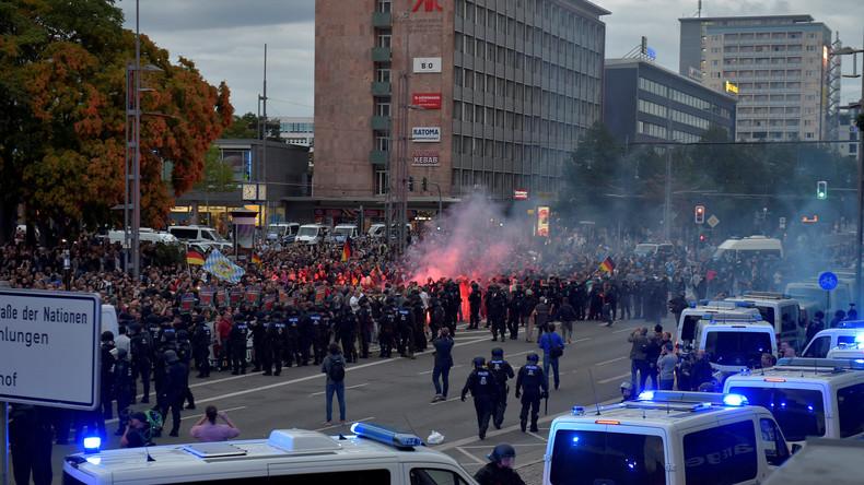 Chemnitz: Sechs mutmaßliche Rechtsterroristen festgenommen