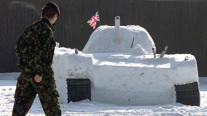 """""""Interessen im eigenen Hinterhof"""": Briten wollen 800 Soldaten in die Arktis entsenden"""