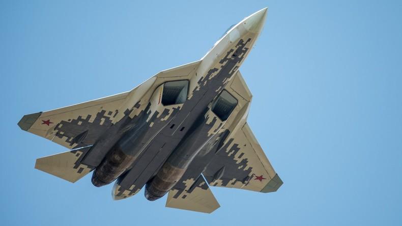 Russland: Feldversuche mit Mikrowellenkanonen – Einsatz in Kampfflugzeugen der 6. Generation möglich