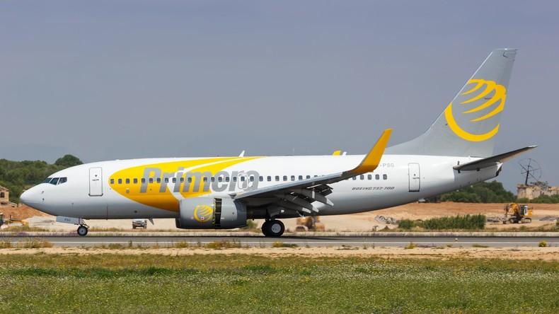 Isländische Fluggesellschaft Primera Air meldet Insolvenz an