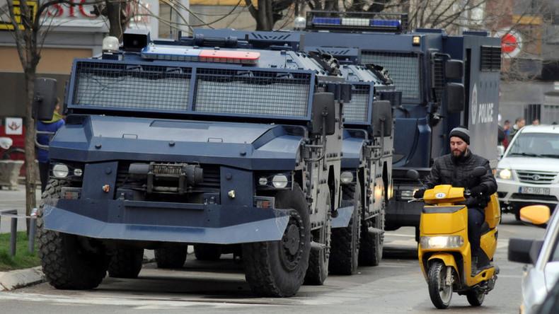 Knapp vor dem Blutvergießen: Moskau verurteilt Kosovo-Invasion in mehrheitlich serbischem Gebiet
