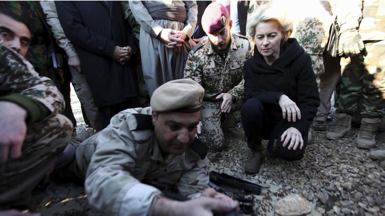 """""""Irak weiter stabilisieren"""" - Bundeswehreinsatz im Irak wird fortgesetzt"""