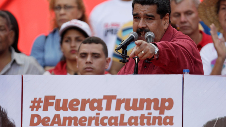 Kein Gespräch zwischen Trump und Maduro bei UN-Vollversammlung