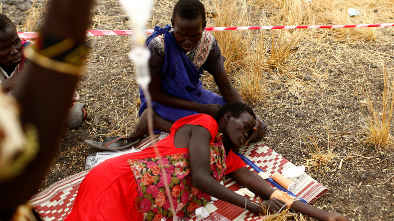 Südsudan: Bürgerkrieg fordert beinahe 400.000 Tote (Video)