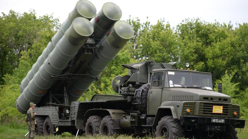 Russischer Verteidigungsminister: S-300-Luftverteidigungssystem an Syrien erfolgreich geliefert