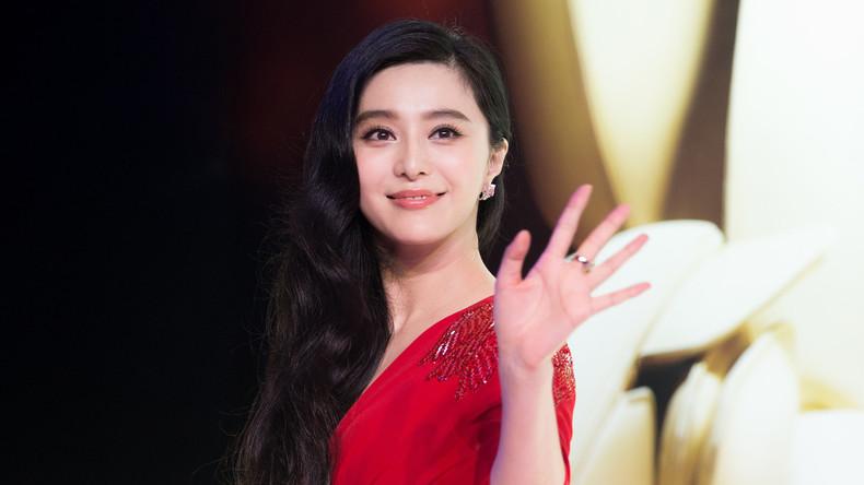 Steuerstrafe: Chinas teuerste Schauspielerin muss Millionen zahlen