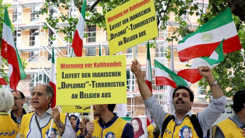 Nach Anschlagsplan: Paris friert iranische Vermögensgegenstände ein