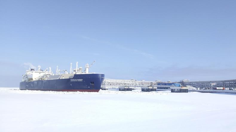 Siemens und russischer Flüssiggas-Gigant Nowatek bauen Zusammenarbeit aus