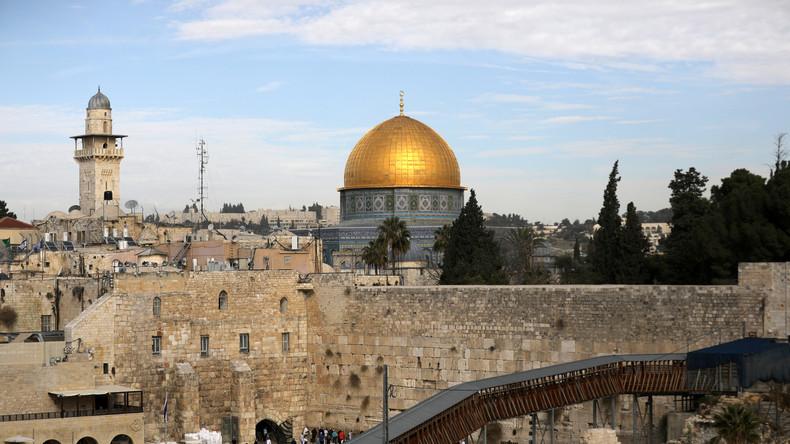"""Palästina ist """"kein Staat"""":  USA brechen mit Fakultativprotokoll des Wiener Übereinkommens"""