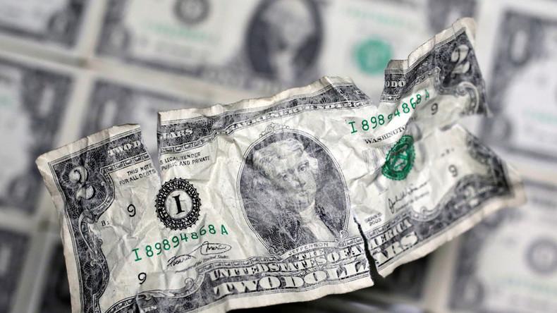 """Putin: US-Dollar wird durch globale Sanktionen untergraben - """"ein typischer Fehler eines Imperiums"""""""