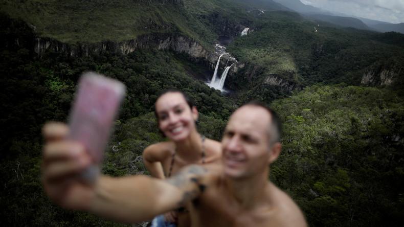 Perfektes Bild um jeden Preis: mehr als 250 Menschen seit 2011 beim Selfie-Knipsen gestorben