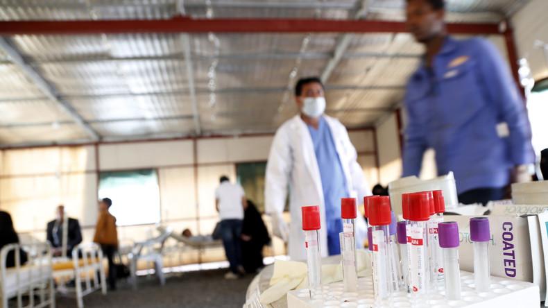 Cholera-Epidemie in Simbabwe: WHO impft 1,4 Millionen Menschen