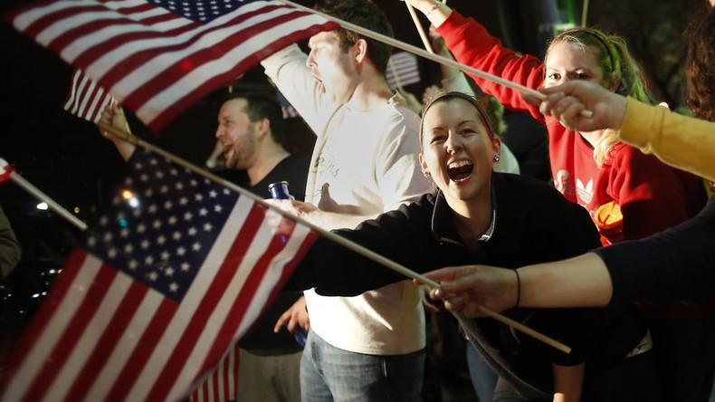 Studie: 81 Prozent der US-Amerikaner unter 45 Jahren würden beim Staatsbürgerschaftstest versagen