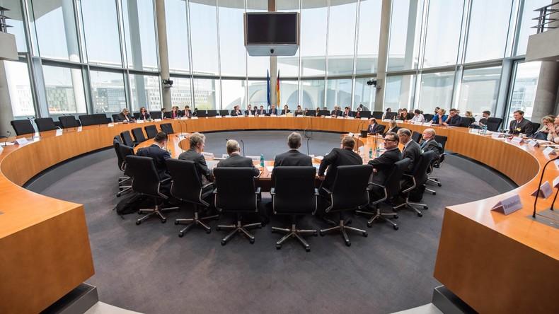 Amri-Ausschuss: Brisante Doppelrolle einer Beamtin und ein verschwiegener V-Mann