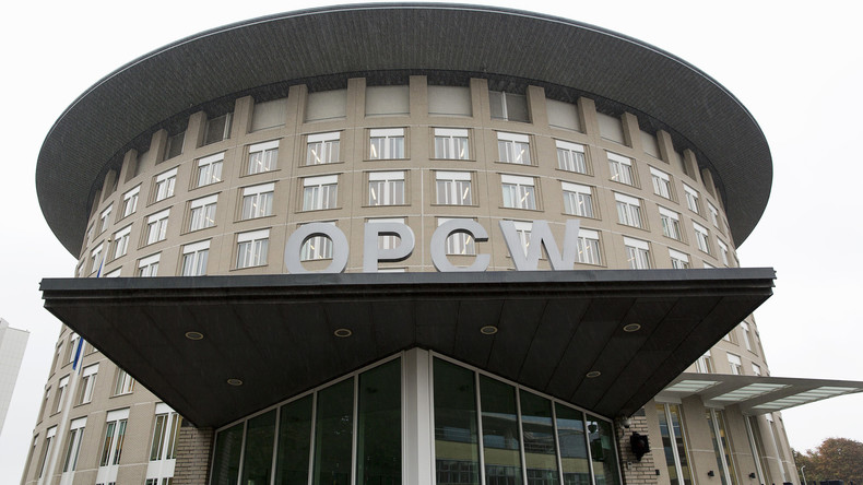 Vermeintlicher Angriff auf OPCW: USA, Großbritannien und Niederlande beschuldigen russische Hacker