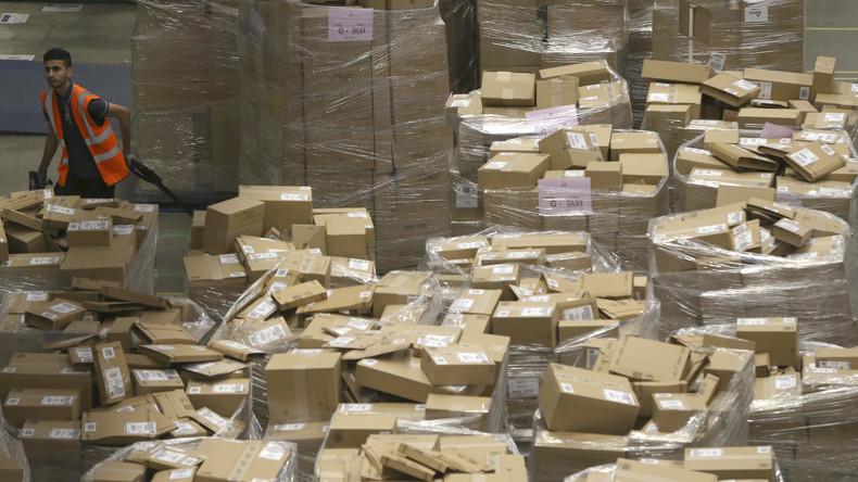 Amazon erhöht den Mindestlohn in den Vereinigten Staaten und Großbritannien