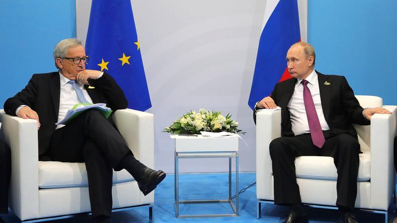 Will Putin die Europäische Union zerstören? – Über einen unzerstörbaren Mainstream-Narrativ