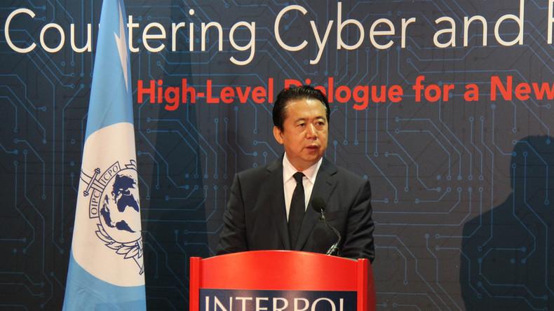 Ungewöhnlicher Fahndungsaufruf: Interpol vermisst eigenen Präsidenten